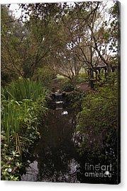 Descanso Gardens 2 Acrylic Print
