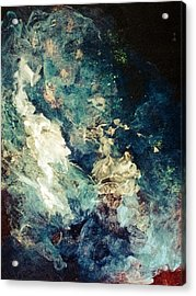 Descensors Acrylic Print by Kathleen Fowler