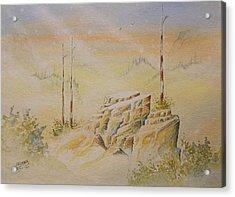 Deschutes Canyon Acrylic Print
