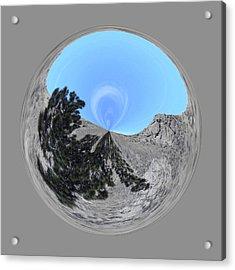 Desert Orb 2 Acrylic Print by Brent Dolliver