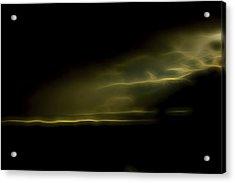Desert Spotlight Acrylic Print