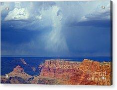 Desert View Grand Canyon Acrylic Print by Bob Christopher