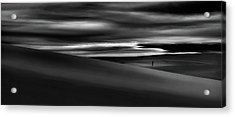 Deserts Are The Soul Of The World ... Acrylic Print