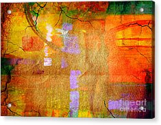 Desire Wall Art Acrylic Print by Marvin Blaine