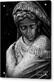 Despair Acrylic Print by Colleen Kammerer