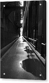 Detective Noir Acrylic Print