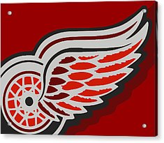 Detroit Red Wings Acrylic Print