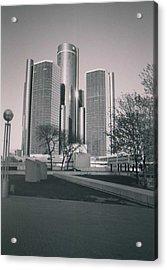 Detroit2 Acrylic Print