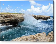 Devil's Bridge Acrylic Print