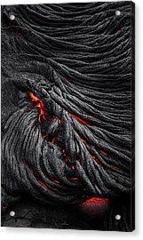 Devil's Eye Acrylic Print by Jerrywangqian