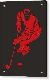 Devils Shadow Player3 Acrylic Print