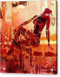 Devotion Acrylic Print by Steve K