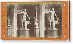 Diana V. Versailles France Museum Berlin Acrylic Print