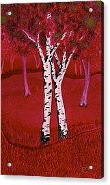 Dianne's Retreat Acrylic Print