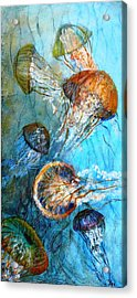 Diaphonouse Jellies-sold Acrylic Print