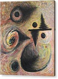 Dichotomy Acrylic Print by David Douthat