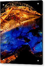 Dichotomy Lll Acrylic Print by Colleen Cannon