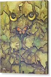 Dichotomy Acrylic Print by Robert Stagemyer