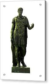 Dictator Julius Caesar Acrylic Print