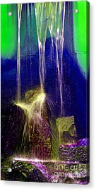 Diffusion Number Three Acrylic Print by Skip Willits