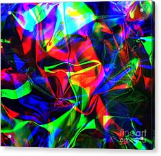 Digital Art-a14 Acrylic Print by Gary Gingrich Galleries