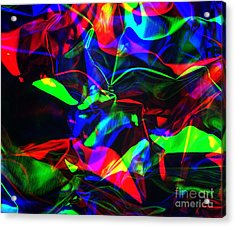 Digital Art-a16 Acrylic Print by Gary Gingrich Galleries