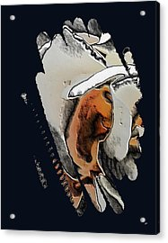 Digital Art - Abstract 150 Acrylic Print by Gerlinde Keating - Galleria GK Keating Associates Inc