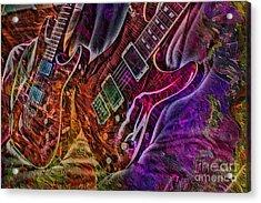 Digital Freedom By Steven Langston Acrylic Print by Steven Lebron Langston