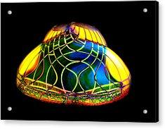 Digital Lamp Shade Acrylic Print