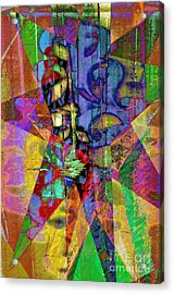 Dimensions Acrylic Print by Molly McPherson