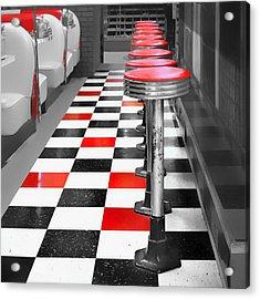Diner - 1 Acrylic Print