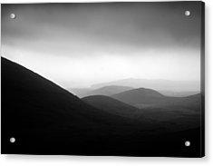 Dingle Curves Acrylic Print by Mark Callanan