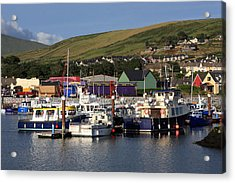 Dingle Harbour County Kerry Ireland Acrylic Print