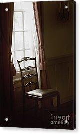 Dining Room Window Acrylic Print by Margie Hurwich