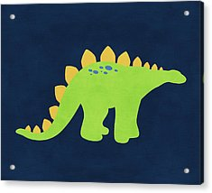 Dino 222 Acrylic Print by Tamara Robinson