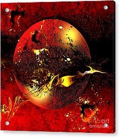 Dinyx Acrylic Print