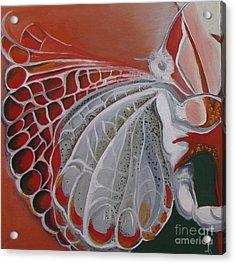 Diptych-panel1 Acrylic Print