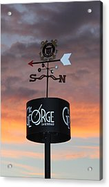 Acrylic Print featuring the photograph Direction by Cynthia Guinn