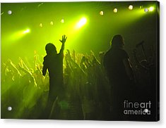 Disciple-kevin-9551 Acrylic Print by Gary Gingrich Galleries