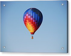 Disco Balloon  Acrylic Print by Miguelito B