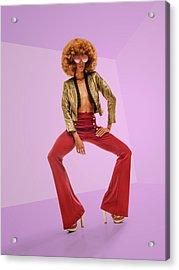Disco Glamour #3 Acrylic Print