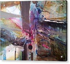 Discordant Dreams Acrylic Print
