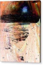 Discoveries Acrylic Print by Marcia Lee Jones