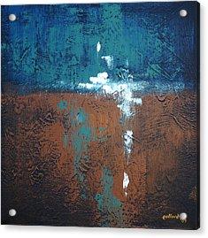 Disenchanted Acrylic Print