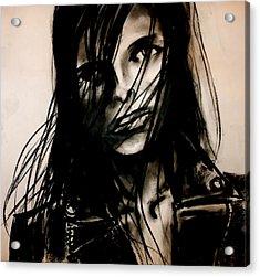 Disheveled Acrylic Print