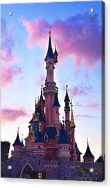 Disney Dream Acrylic Print