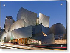 Disney Hall Acrylic Print