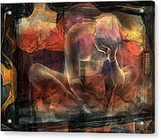 Disquietude-days Of Nothing (2) Acrylic Print