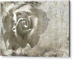 Acrylic Print featuring the photograph Distant Dreams by Ellen Cotton