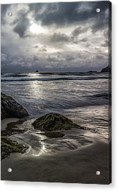 Distant Lighthouse II Acrylic Print by Jon Glaser